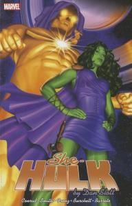 Cover of the Complete She-Hulk by Dan Slott