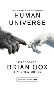Cover of Human Universe by Brian Cox