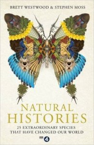 Cover of Natural Histories by Brett Westwood