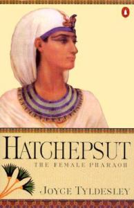 Cover of Hatchepsut by Joyce Tyldesley