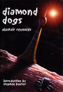 Cover of Diamond Dogs by Alastair Reynolds