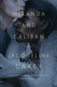 Cover of Miranda and Caliban by Jacqueline Carey