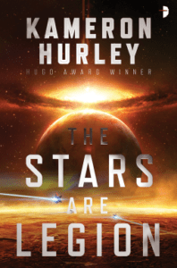 Cover of The Stars Are Legion by Kameron Hurley