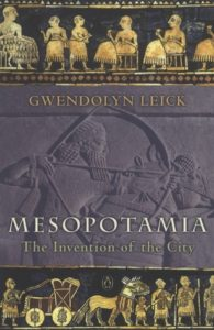 Cover of Mesopotamia by Gwendolyn Leick