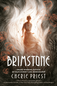 Cover of Brimstone by Cherie Priest