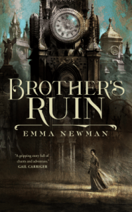 Cover of Brother's Ruin by Emma Newman