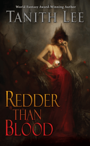 Cover of Redder than Blood by Tanith Lee