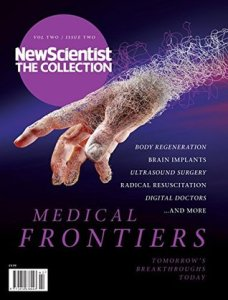 Cover of Medical Frontiers by New Scientist