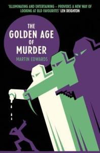 Cover of The Golden Age of Murder by Martin Edwards