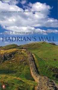 Cover of Hardian's Wall by David Breeze and Brian Dobson