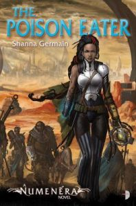 Cover of The Poison Eater by Shanna Germain