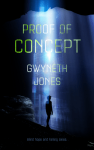 Cover of Proof of Concept by Gwyneth Jones