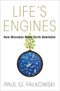 Cover of Life's Engines by Paul G Falkowski