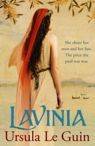 Cover of Lavinia by Ursula Le Guin