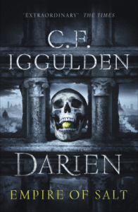 Cover of Darien: Empire of Salt by Conn Iggulden