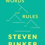 Cover of Words and Rules by Steven Pinker