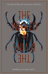 Cover of The Wicked + The Divine: Vol 5