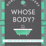 Cover of Whose Body by Dorothy L. Sayers