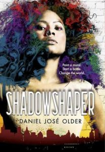 Cover of Shadowshaper by Daniel Jose Older