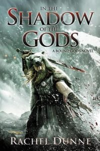 Cover of In the Shadow of the Gods by Rachel Dunne