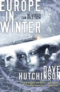 Cover of Europe in Winter by Dave Hutchinson