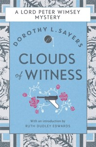 Cover of Clouds of Witness by Dorothy L. Sayers