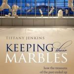 Cover of Keeping Their Marbles by Tiffany Jenkins