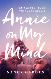 Cover of Annie on my Mind by Nancy Garden