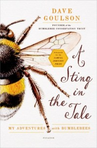 Cover of A Sting in the Tale by Dave Goulson