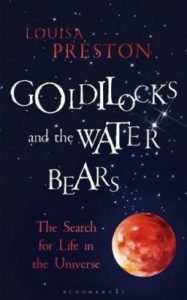 Cover of Goldilocks and the Water Bears by Louisa Preston