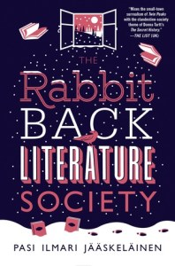 Cover of The Rabbit Back Literature Society