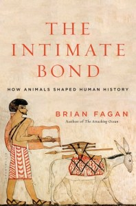 Cover of The Intimate Bond by Brian Fagan