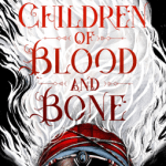 Cover of Children of Blood and Bone by Tomi Adeyumi