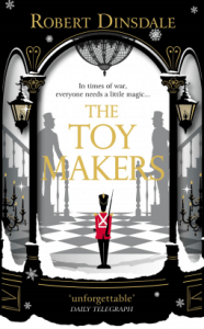 Cover of The Toy Maker by Robert Dinsdale