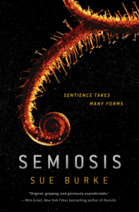 Cover of Semiosis by Sue Burke