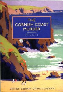 Cover of The Cornish Coast Murder by John Bude