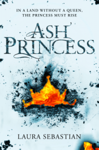 Cover of Ash Princess by Laura Sebastian