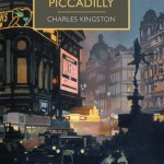 Cover of Murder in Piccadilly by Charles Kingston