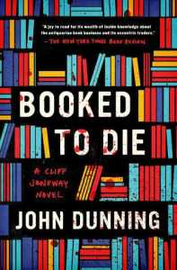 Cover of Booked to Die by John Dunning