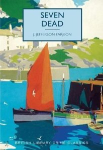 Cover of Seven Dead by J. Jefferson Farjeon