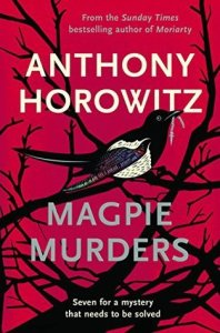 Cover of The Magpie Murders by Anthony Horowitz