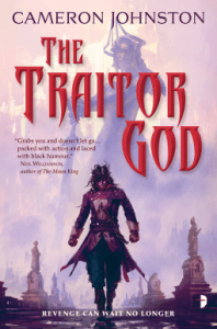 Cover of The Traitor God by Cameron Johnston