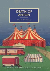 Cover of Death of Anton by Alan Melville