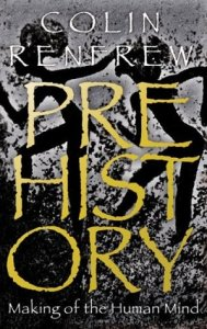 Cover of Prehistory by Colin Renfrew