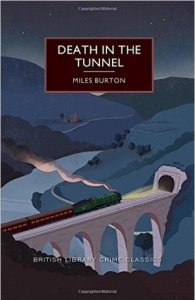 Cover of Death in the Tunnel by Miles Burton