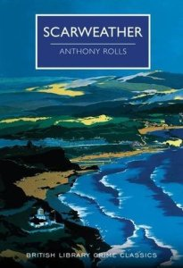 Cover of Scarweather by Anthony Rolls