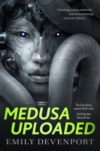 Cover of Medusa Uploaded by Emily Devenport