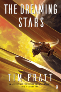 Cover of The Dreaming Stars by Tim Pratt