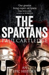 Cover of The Spartans by Paul Cartledge
