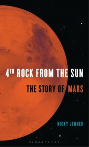 Cover of 4th Rock from the Sun by Nicky Jenner